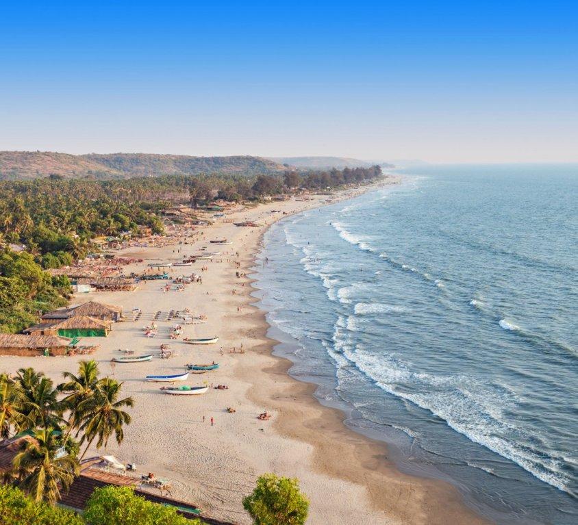 Mumbai – Goa – Hampi