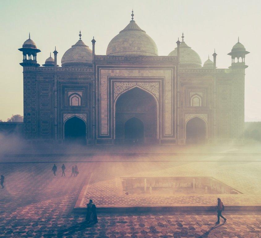 Delhi – Agra- Rajasthan