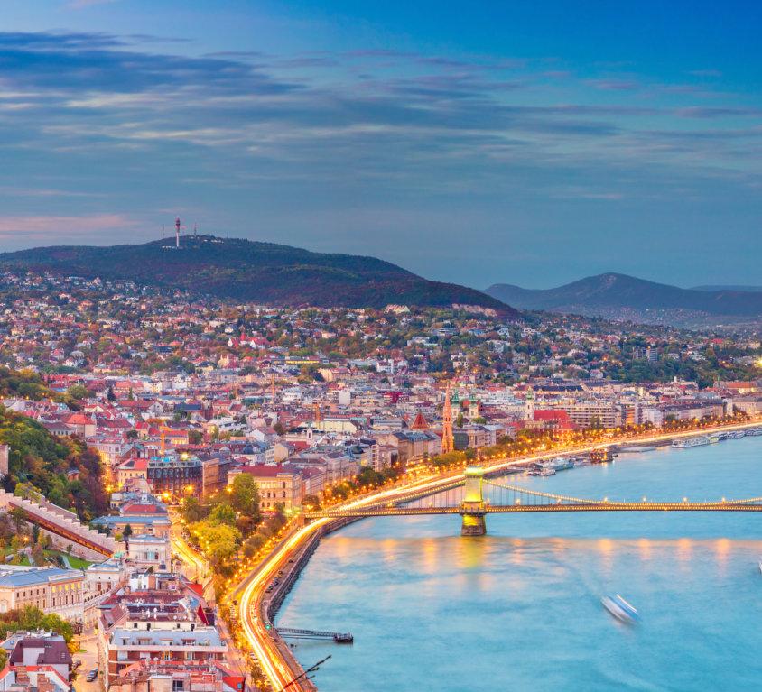 Pra-Vienna-Budapest